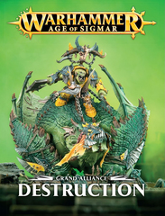 Warhammer Age of Sigmar Grand Alliance Destruction