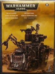 Warhammer 40,000 ORK BATTLEWAGON