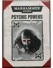 Warhammer 40,000 PSYCHIC POWERS