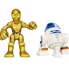 star wars G H age c3p0 and R2