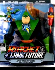 ratchet & clank captain qwarh