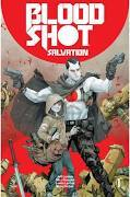 Bloodshot Salvation 1 Cover A [Valiant Comic]