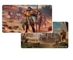 : IXALAN - LEGION'S LANDING/ADANTO, THE FIRST FORT DOUBLE SIDED PLAYMAT
