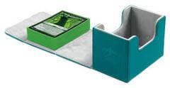 Ult Guard Sidewinder 80+ Deck Case - Petrol