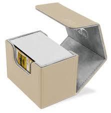 Ult Guard Sidewinder 80+ Deck Case - Sand $