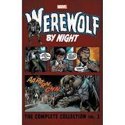 Werewolf By Night: The Complete Collection [Book]