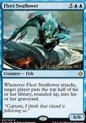 Fleet Swallower - Prerelease Cards