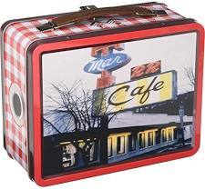 Bif Bang Pow Twin Peaks Double R Diner Tin Tote