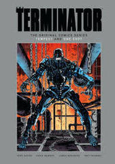 The Terminator: The Original Comics Series-Tempest and One Shot [Book]