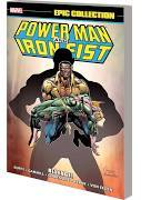 Power Man & Iron Fist Epic Collection: Revenge! [Book]