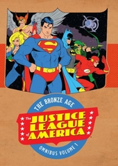 Justice League of America: the Bronze Age Omnibus HC