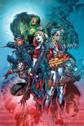 Suicide Squad 1: The Rebirth HC [Book]