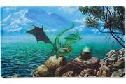 Dragon Shield Play Mat - Mint 'Bayaga' (Limited Edition)