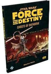 Star Wars Foce and Destiny: Ghosts of Dathomir