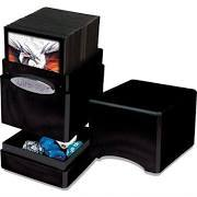 Deck Box - Ultra Pro - Satin Tower - Hi-Gloss Midnight
