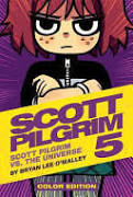 Scott Pilgrim Vs. the Universe [Book] vol 5