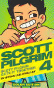 Scott Pilgrim Gets it Together [Book] vol 4
