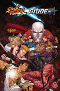 Street Fighter X G. I. JOE [Book]