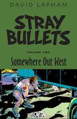 Stray Bullets Volume 2: Somewhere Out West [Book]