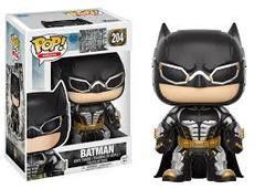 Funko - POP! Movies 204: Justice League- Batman
