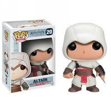 Funko - POP! Games 020: Assassin's Creed: Altair