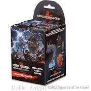 Wizkids D&d Minis Monster Menagerie Booster Pack Pack Mint
