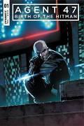 Agent 47 Birth of Hitman 1 Cover A - Dynamite Comic
