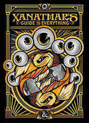 Dungeons and Dragons RPG: Xanathar's Guide to Everything Limited Ed