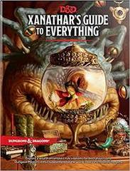 Xanathar's Guide to Everything [Book]