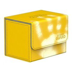 Ultimate Guard Sidewinder ChromiaSkin Yellow 80+ Deck Box