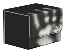 Ultimate Guard: Sidewinder ChromiaSkin Deckbox 80+: Black