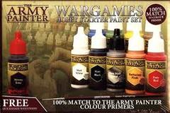 Warpaints Starter Paint Set 2017