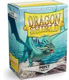 Dragon Shield - Standard Sleeves - Matte Mint (100 Sleeves) 63mm x 88mm