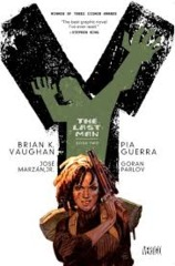 Y: The Last Man Book Two: Brian K. Vaughan