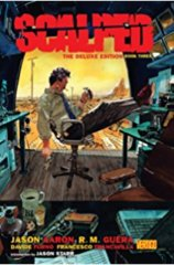 Scalped Deluxe Book 3