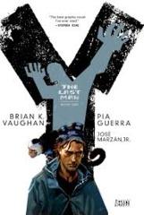 Y: The Last Man Book One: Brian K. Vaughan