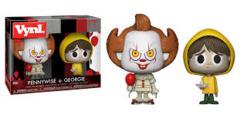 Pennywise & Georgie