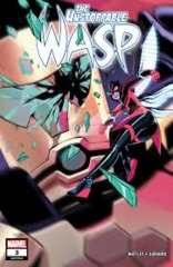 The Unstoppable Wasp #3