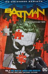 Batman Vol. 4 The War of Jokes and Riddles