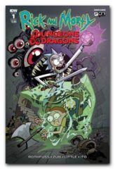 Rick and Morty vs D&D #1