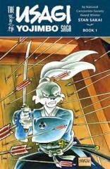 Usagi Yojimbo Book 1