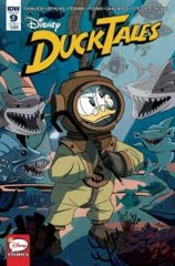 Ducktales #9 Cover A