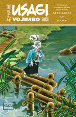 Usagi Yojimbo Book 6
