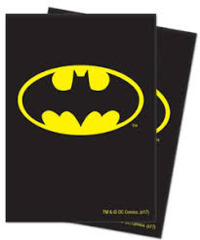 Ultra Pro - Ultra Pro: Deck Protector Sleeves (65): Batman