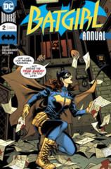 Batgirl #2 Annual