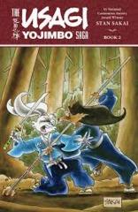 Usagi Yojimbo Book 2