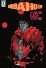 Bubba Ho-Tep & Cosmic Blood-Suckers #2 Cvr A Rivas