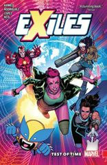 Exiles Vol 1 - Test of Time