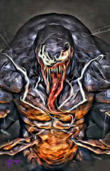 Venom 11x17 Print