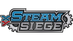 Pokemon XY—Steam Siege Booster Box